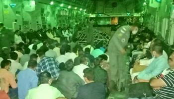 Evacuation from Afghanistan: India brings back near 400 people in 3 flights