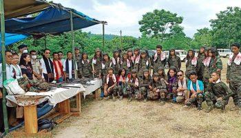 Last remaining KNLA militants surrender in Assam: CM Himanta Biswa