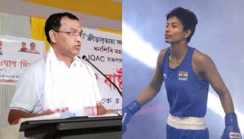 Assam MLA proposes sports academy in Olympian Lovlina Borgohain's name