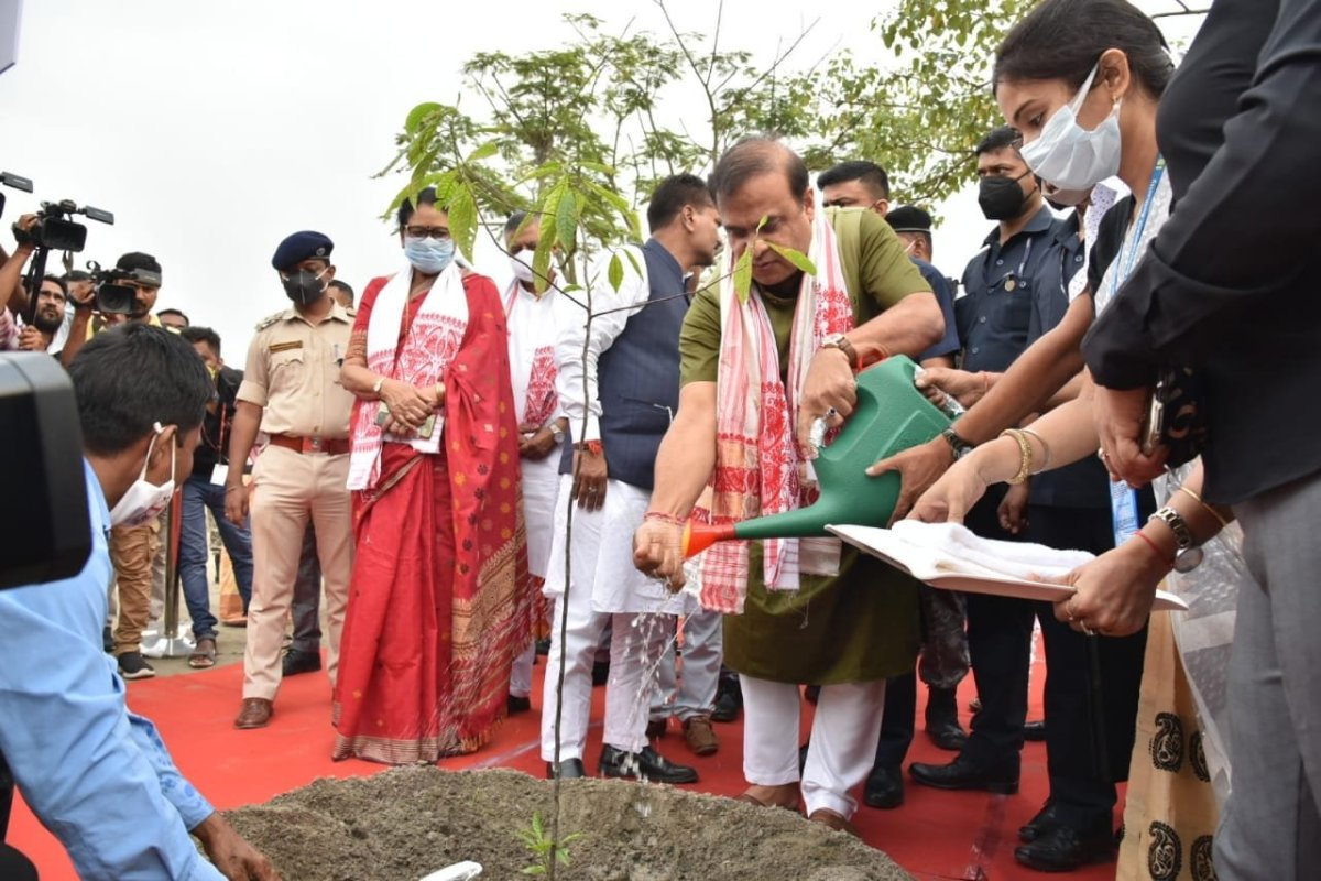 Botanical garden to come up in Assam's Guwahati
