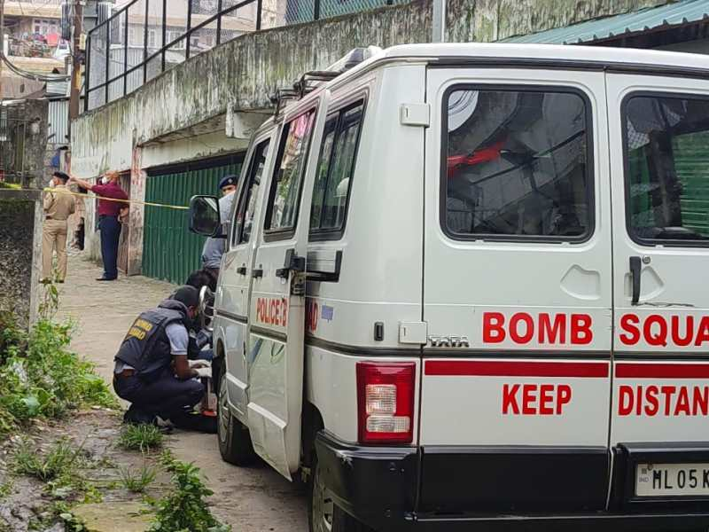 Meghalaya: Ahead of I-Day, IED blast in Shillong market leaves woman injured