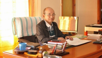 Mizoram: K Sapdanga becomes ZPM working president
