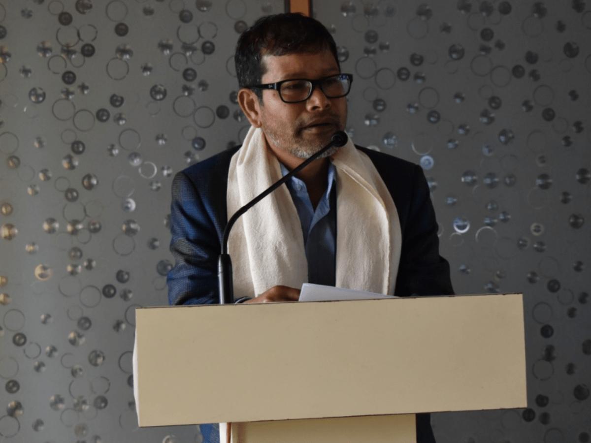 Meghalaya Home Minister Lahkmen Rymbui offers resignation to CM