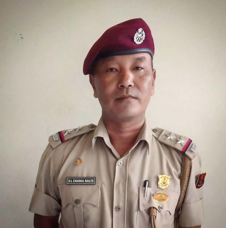 Mizoram police excellence