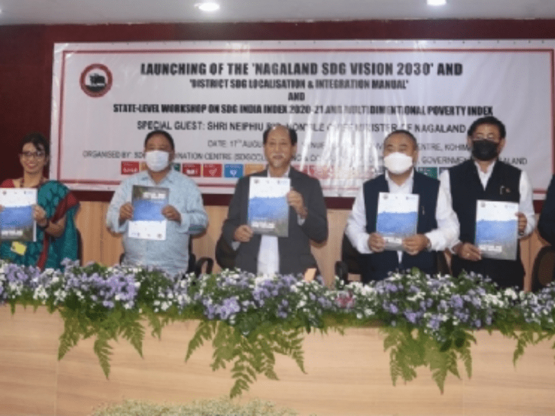 Nagaland vision document seeks to develop smart, safe cities