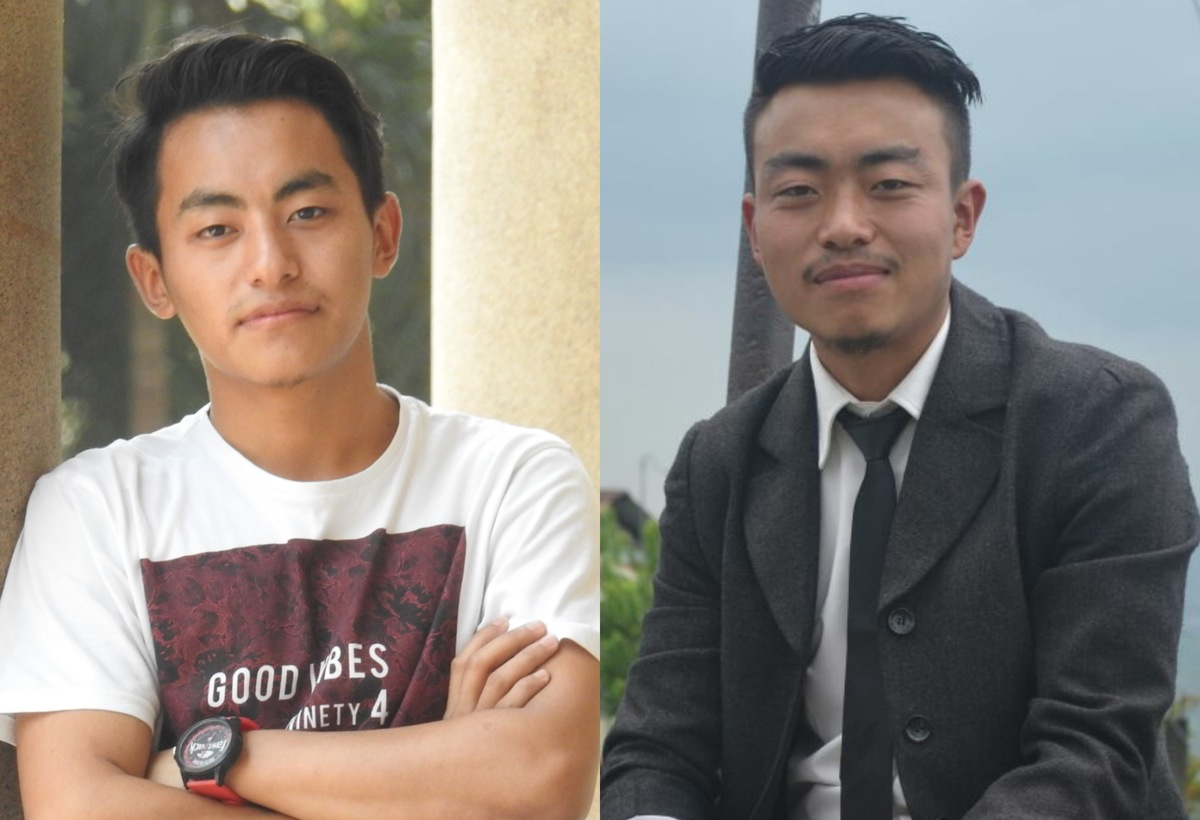 These 2 brothers set up a mini library in Nagaland to revive the dying art of reading
