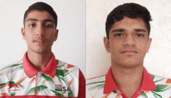 Rohit Chamoli, Bharat Joon strike gold for India in Asian junior boxing