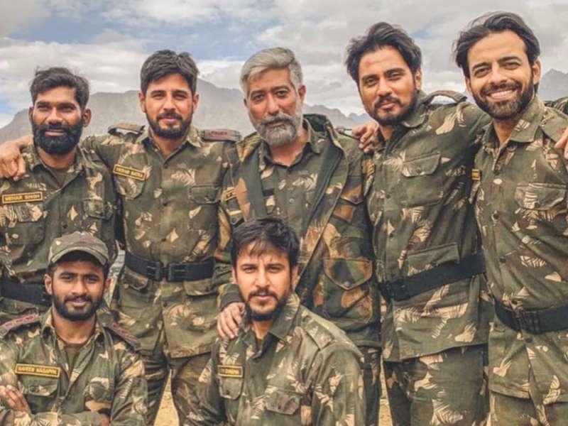 Shershaah 2021 bollywood movie Siddharth Malhotra