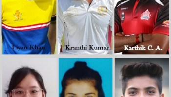 Sikkim signs 6 players