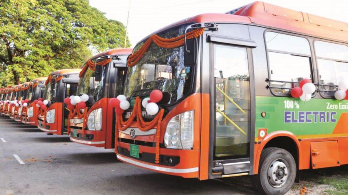 Electric, CNG buses to replace diesel-run ASTC buses in Guwahati