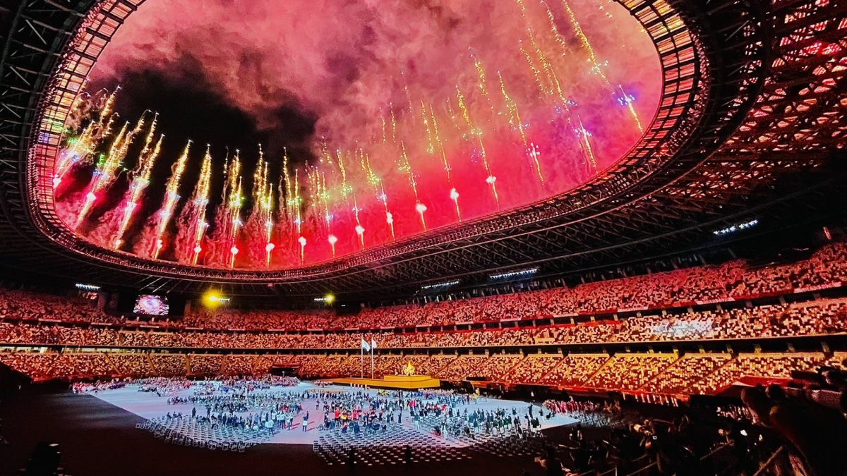 We have wings: Paralympics off to glittering start in Tokyo