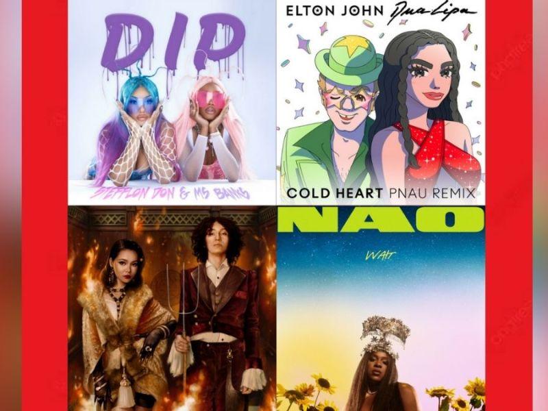 New Songs Saturday