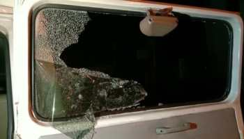 In fresh violence, governor's carcade attacked in Meghalaya during curfew