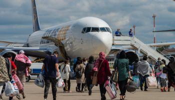 Evacuation flights resume in Kabul after deadly bombings