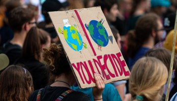 The most sobering report card yet on climate change and Earth's future