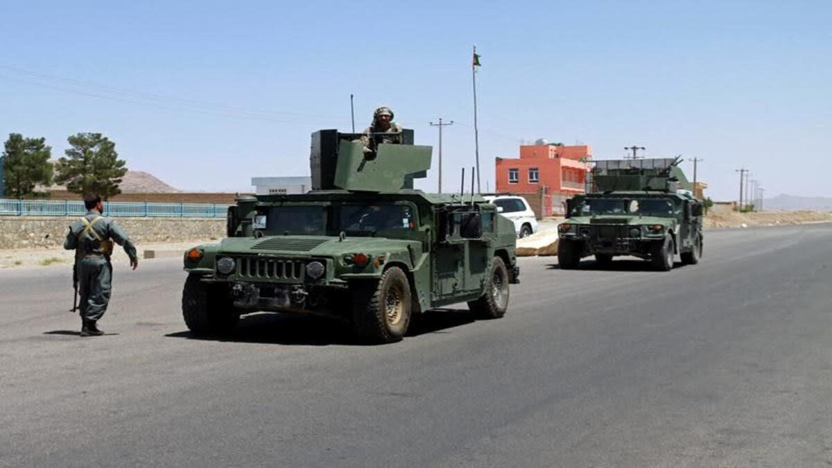 Taliban press on, take another Afghan provincial capital