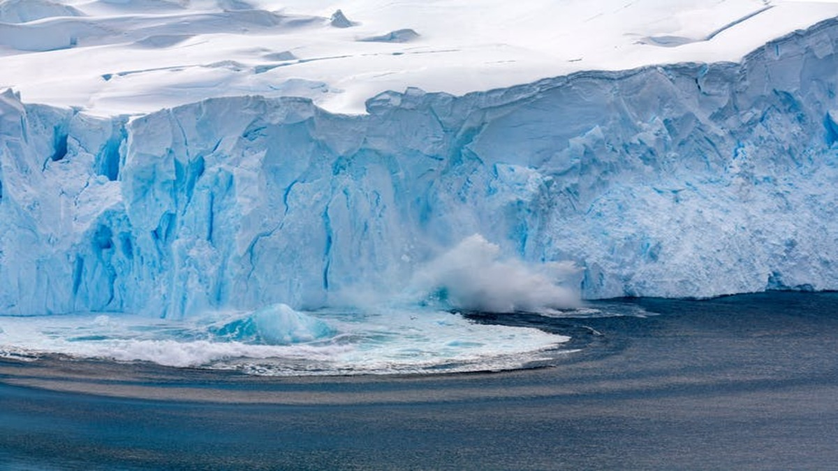 Rising seas, melting glaciers: we must act to slow these irreversible changes