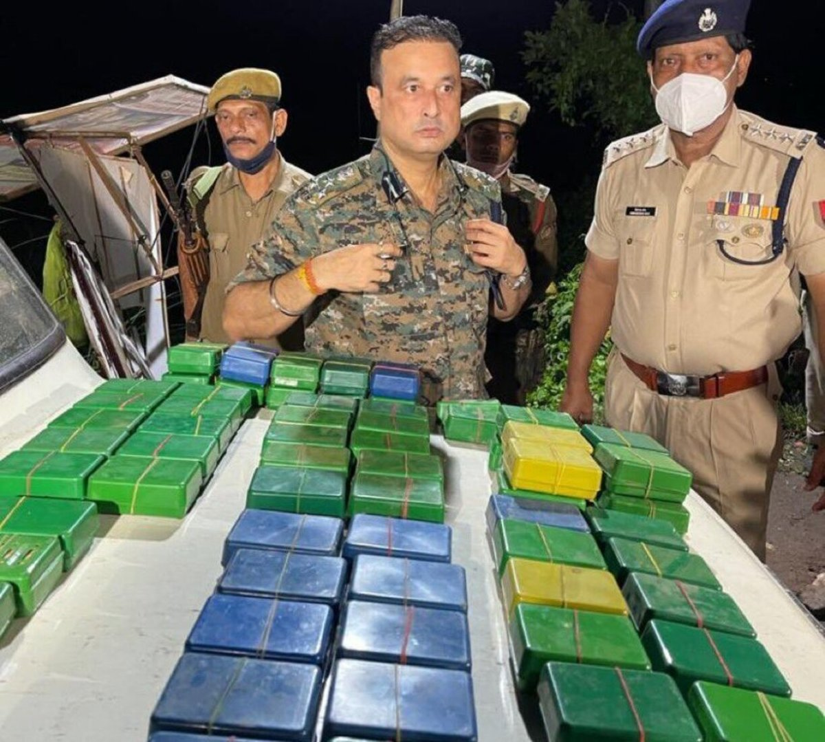 Assam: Heroin worth Rs 14 crore seized in Guwahati; 8 arrested