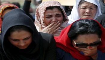 World must not look away as Taliban sexually enslaves women, girls