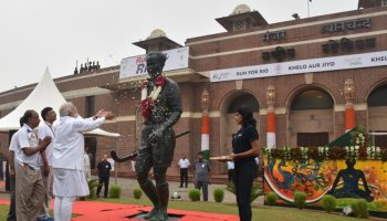 Khel Ratna Award renamed after Dhyan Chand