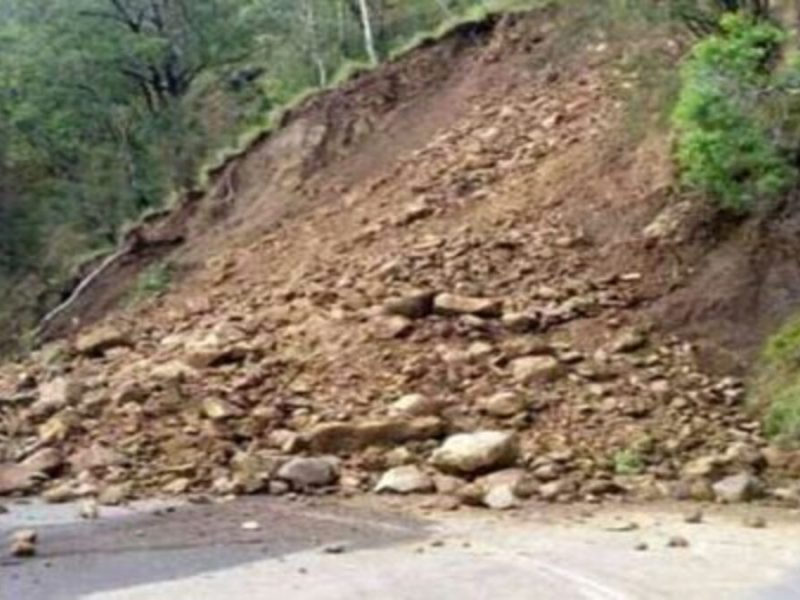 tripura landslide