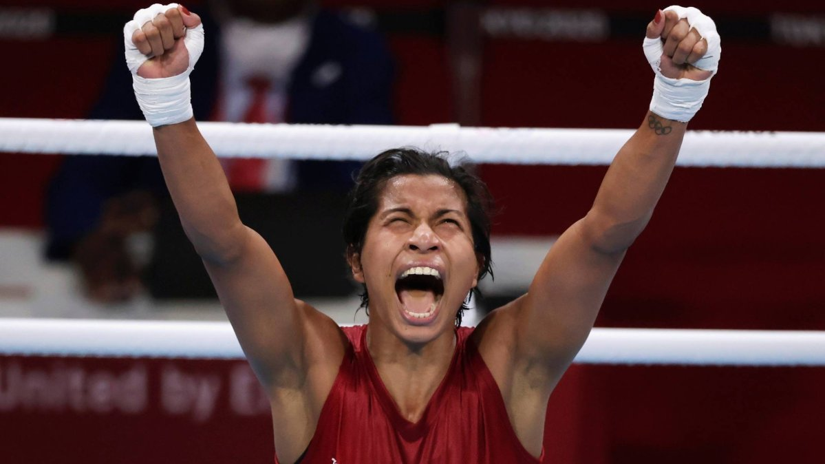 'Nation is proud of you'; Twitter reacts to Lovlina's Bronze at Tokyo Olympics