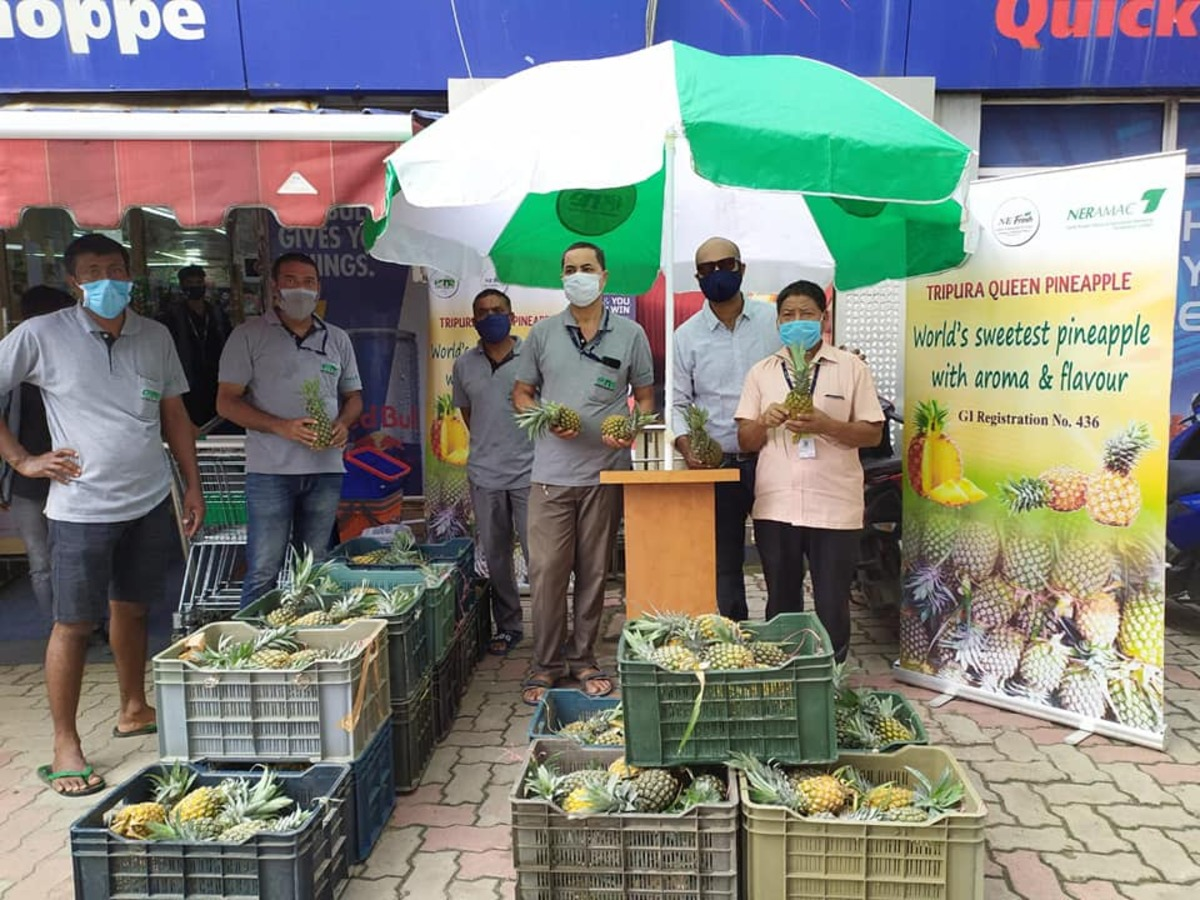 CCEA okays Rs 77.45 cr for revival of Northeastern agri-marketing corp