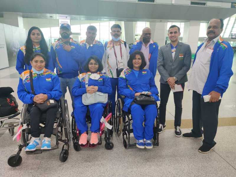 Wishes for Paralympians pour in from Indian Armed forces, Bollywood stars