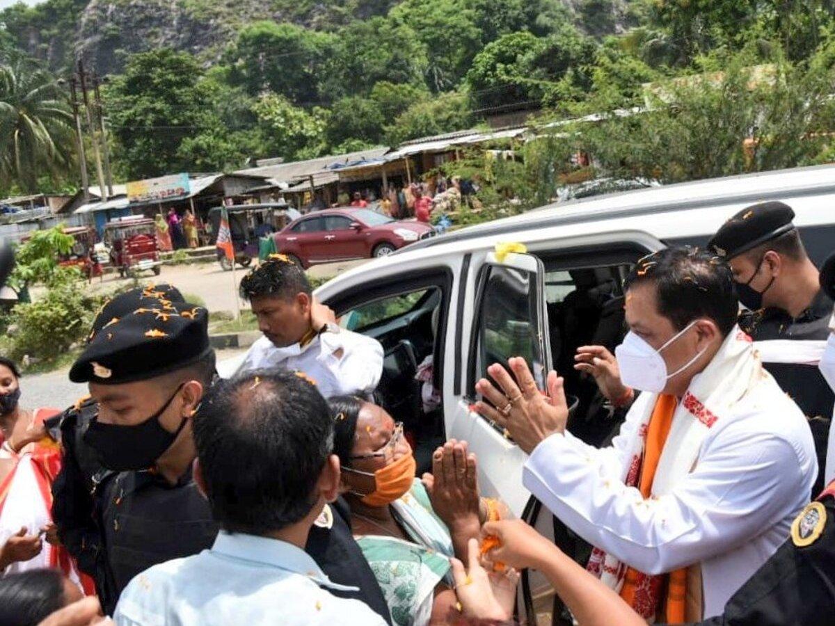 AJP files complaints against Assam CM, senior BJP leaders