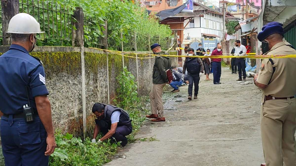 Shillong market blast: Meghalaya home minister admits to 'security lapse'