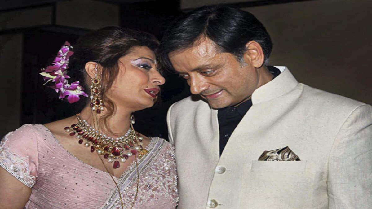 Shashi Tharoor reacts after discharge in Sunanda Pushkar death case