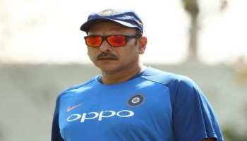 Shastri tests COVID-19 positive along with support staff