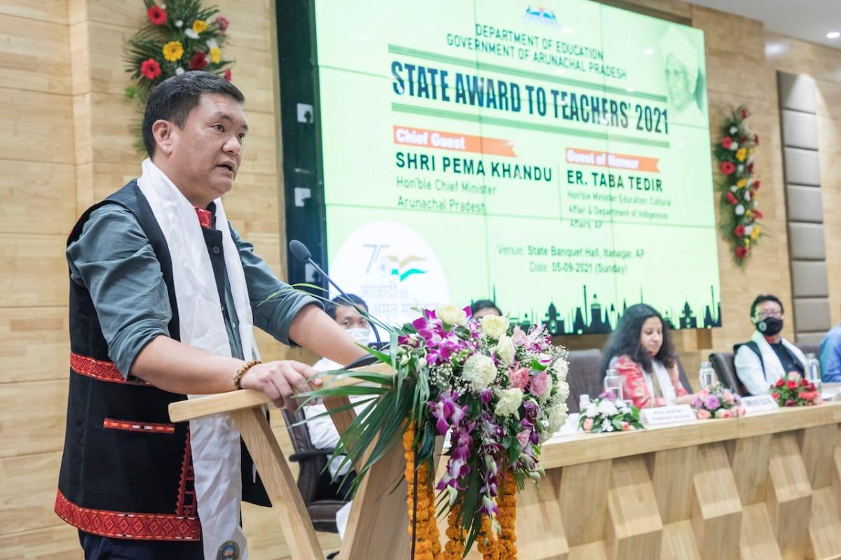 Arunachal CM