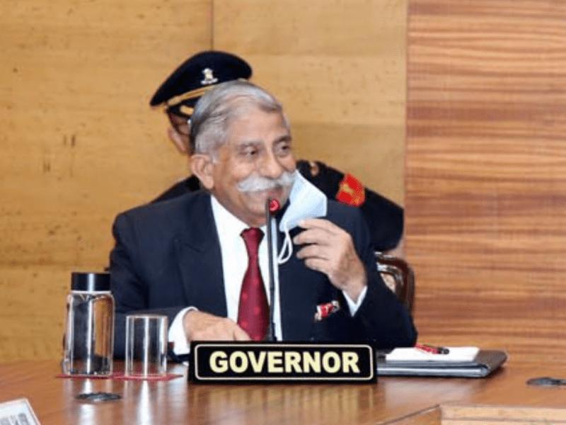 Arunachal governor tells probationer DSPs to be innovative