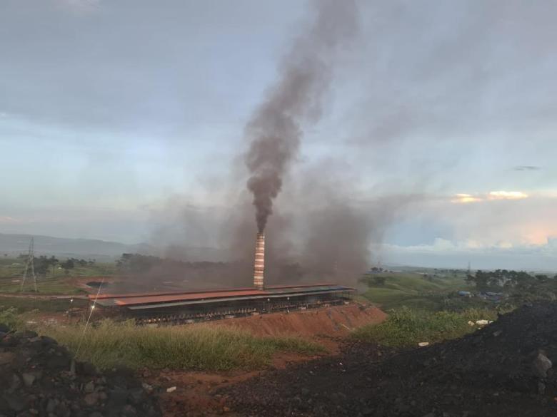 Meghalaya coke factories