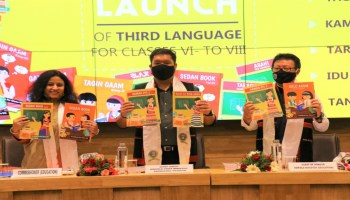 Textbooks in 8 Local Dialects launched in Arunachal Pradesh