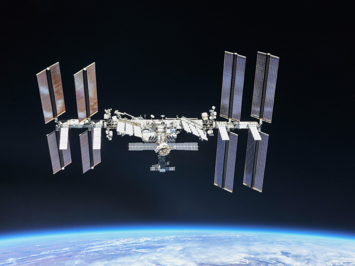 Fire-Alarm ISS