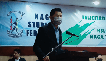Nagaland: Finance Secy asks students to leave 'easy money' culture