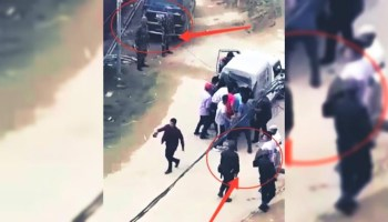 Manipur tribal leader's murder: Video shows abduction in police presence; 14 cops suspended