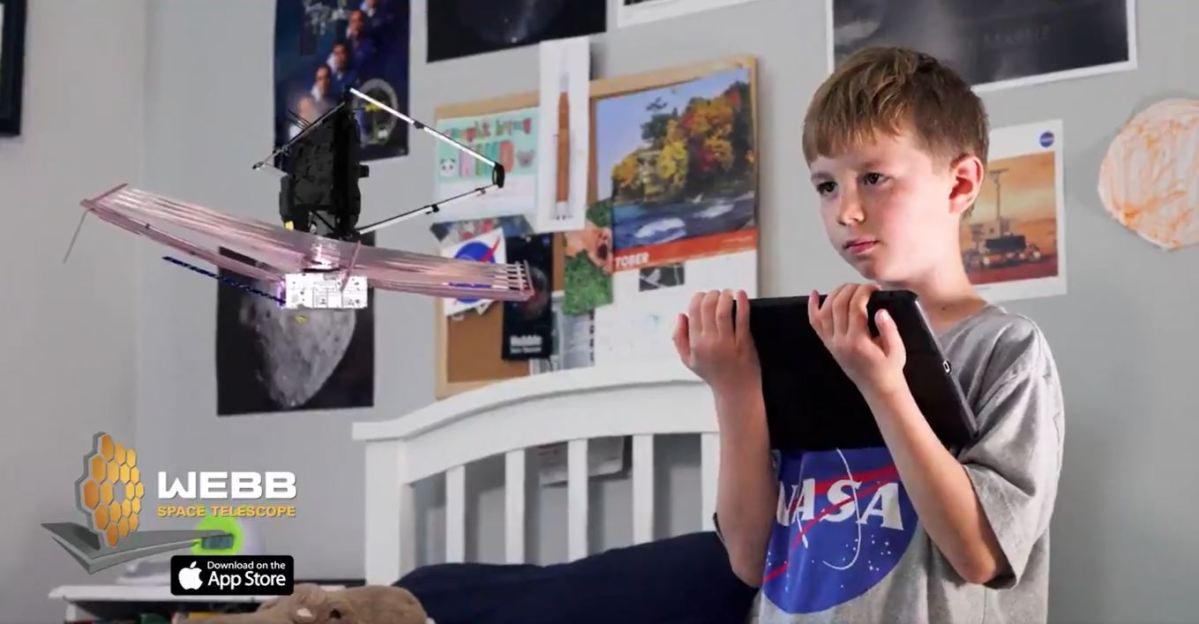 NASA James Webb Space telescop