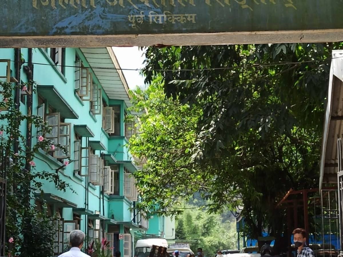 What explains over 200 dengue cases in Sikkim?