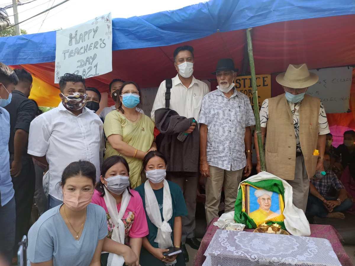 Sikkim teachers