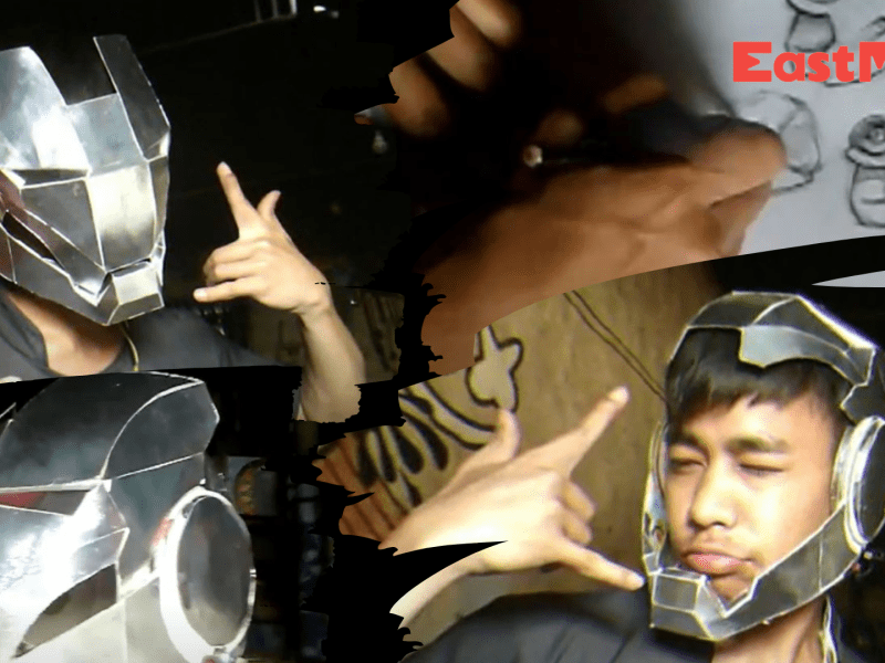 Manipuri Iron Man prem