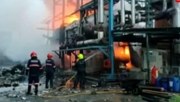 Maharashtra palghar explosion