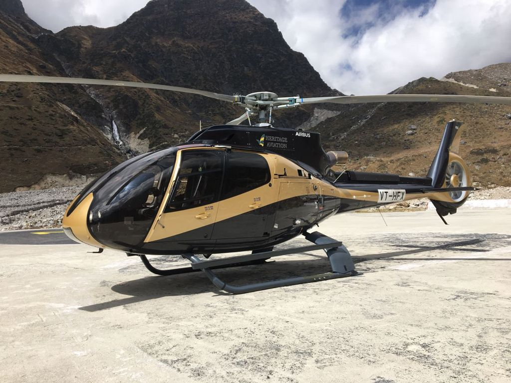 heritage Aviation Helicopter services