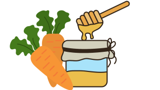 Honey with Carrot