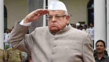 Ex-UP governor Aziz Qureshi booked for sedition over 'derogatory' remarks