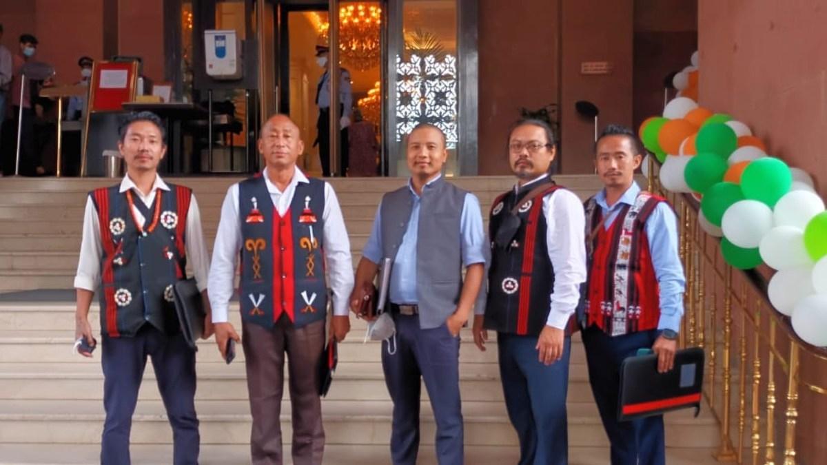 NSCN-K Niki Sumi team