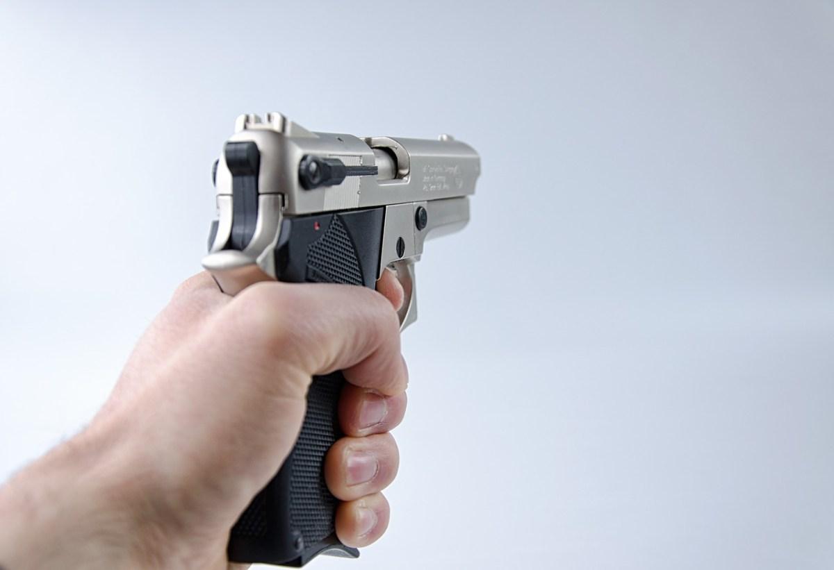 Assam criminal shot