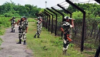 Assam: Cattle smuggler killed, BSF jawan hurt in gunfight along Indo-Bangla border